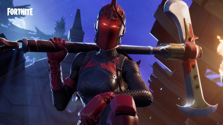 Fortnite Red Knight Skin