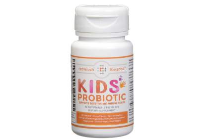 Easy to Swallow Daily Pearl Probiotic for Kids