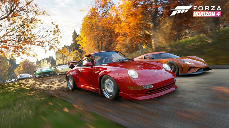 Forza Horizon 4 Autumn