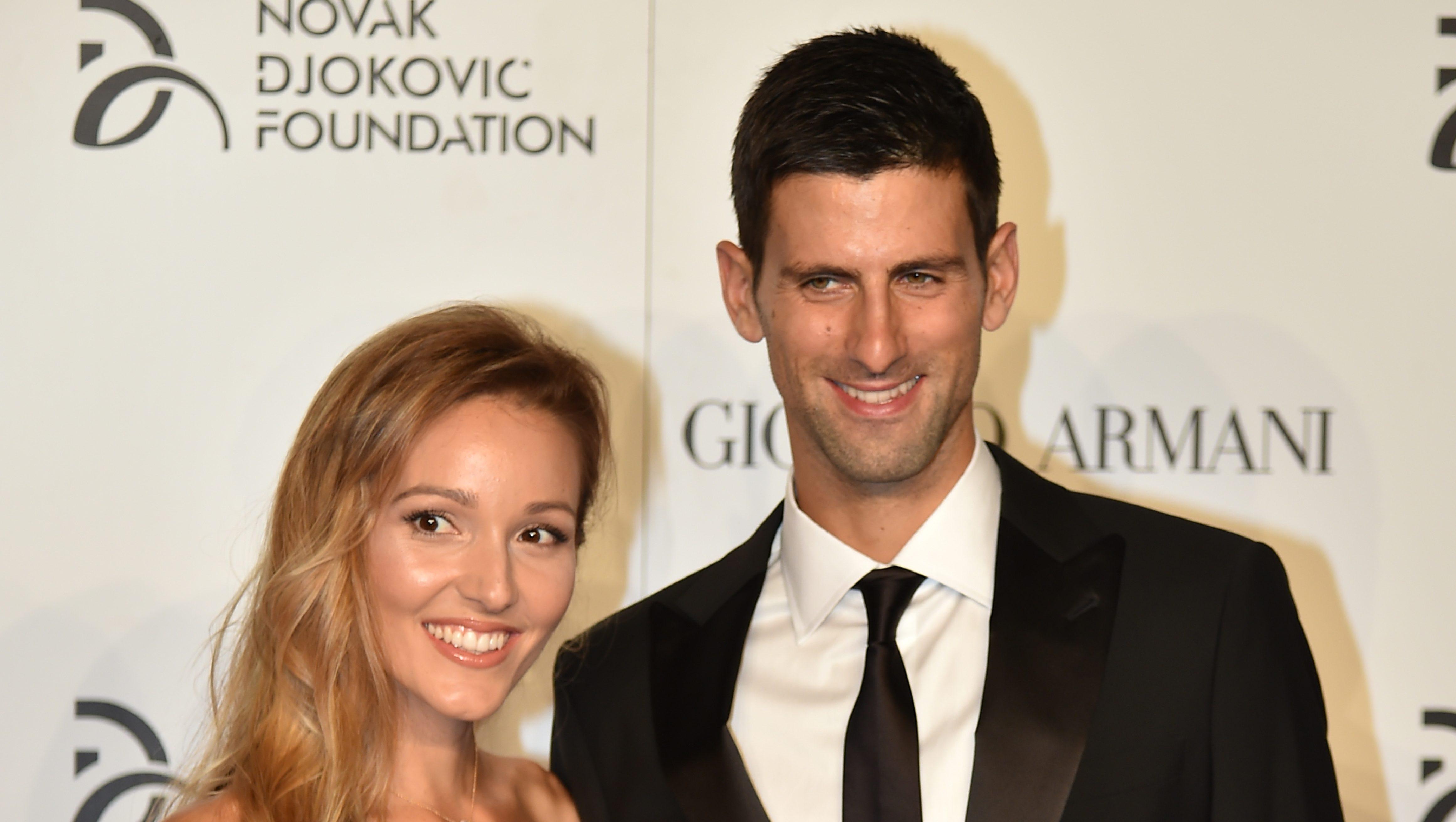 Novak Djokovic S Wife Kids 5 Fast Facts To Know Heavy Com