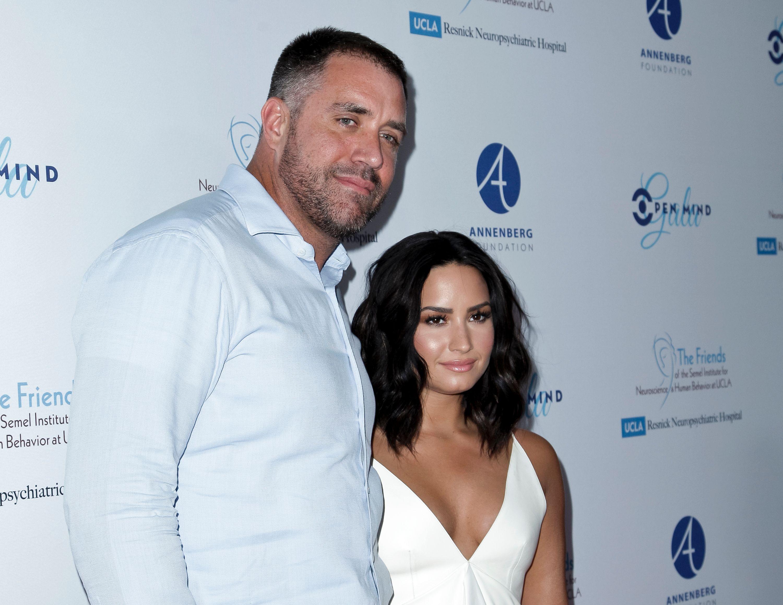 Mike Bayer Demi Lovato