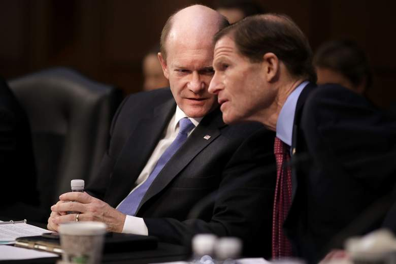 chris coons and richard blumenthal