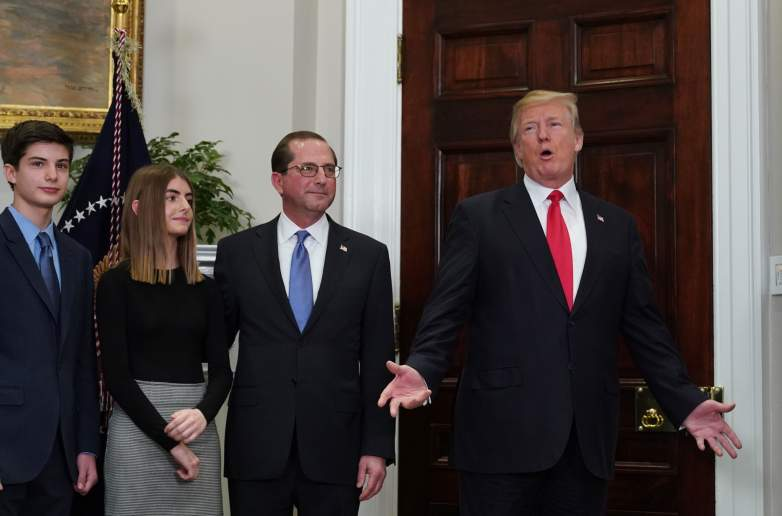 Alex Azar 5 Fast Facts You Need To Know Heavy Com