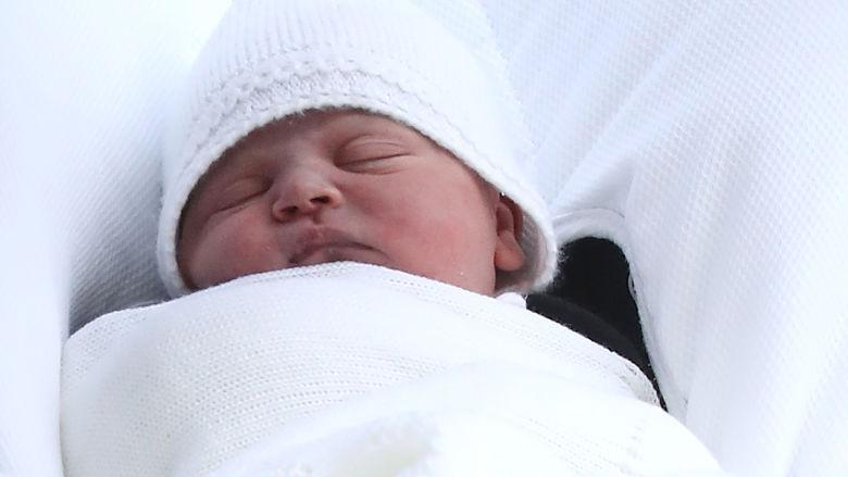Prince Louis godparents