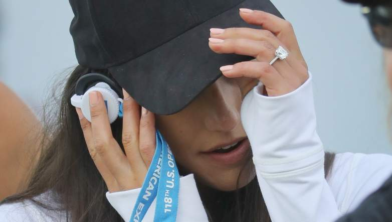 rickie fowler girlfriend ring