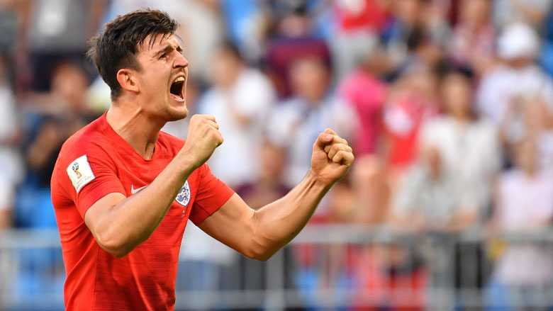 Harry Maguire tweet