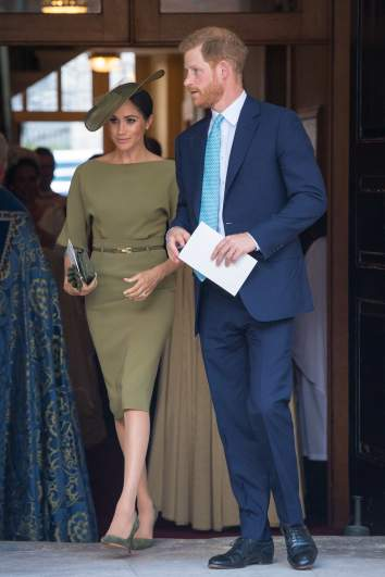 Meghan Markle dress