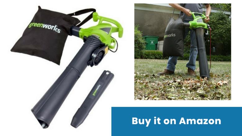 greenworx lawn vacuum