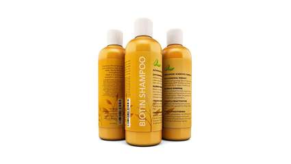 Honeydew all natural biotin hair growth shampoo