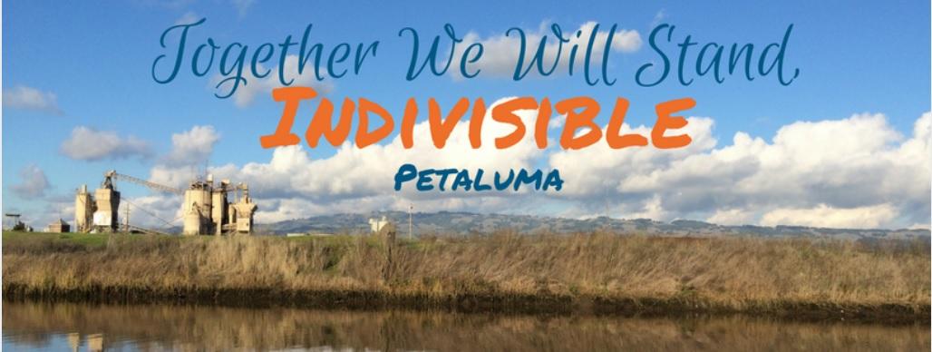 Indivisible Petaluma