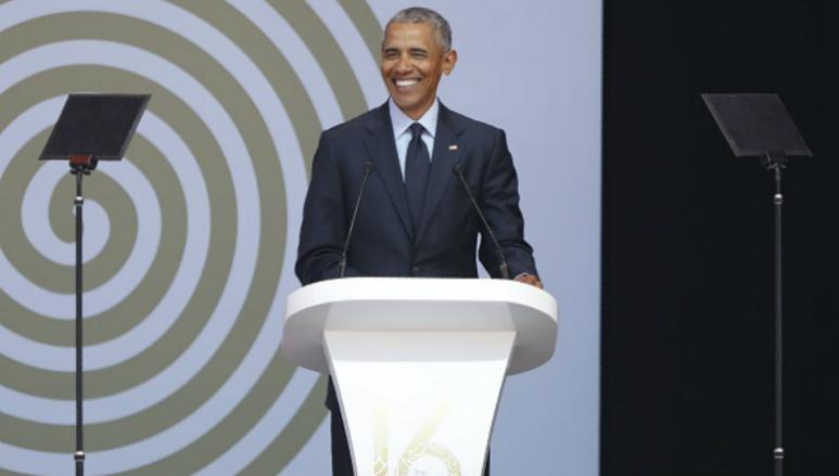 Obama Mandela lecture