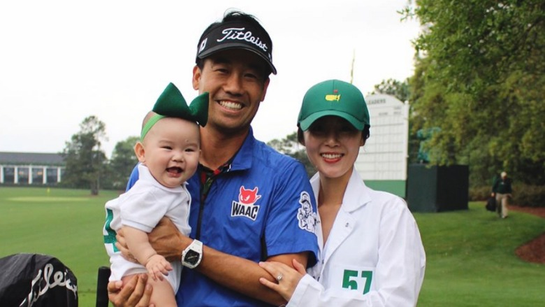 kevin na wife daughter family