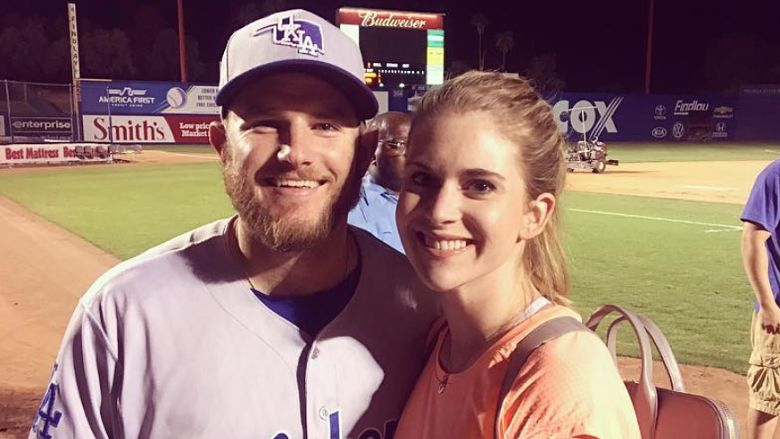 Max Muncy girlfriend