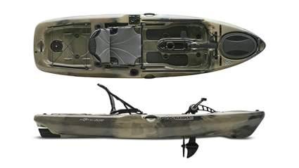 native watercraft pedal kayak