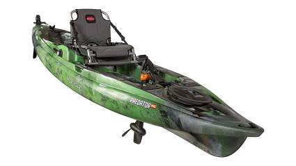 old town predator fishing kayak