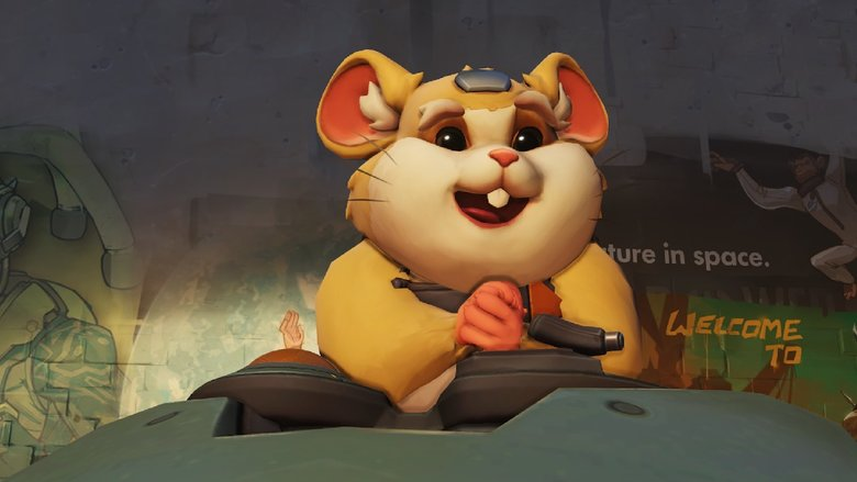Overwatch Hammond Tips