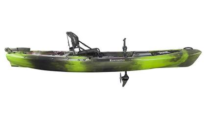 perception kayak pescador