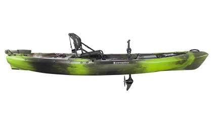 perception kayak pescador