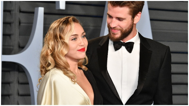 Miley Cyrus and Liam Hemsworth address breakup rumors