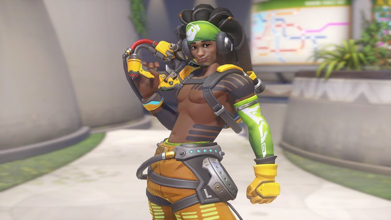Lucio Legendary Emote