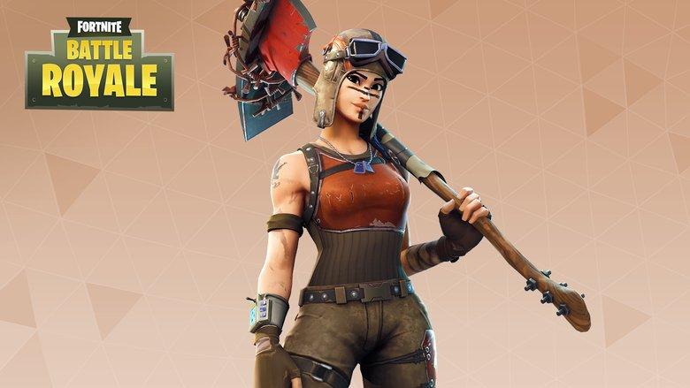 Fortnite Renegade Raider