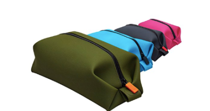 silicone men's toiletry bag