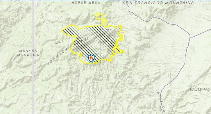 Owl Fire Map