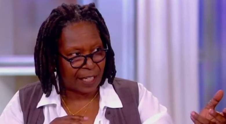 Whoopi and Jeanine Pirro