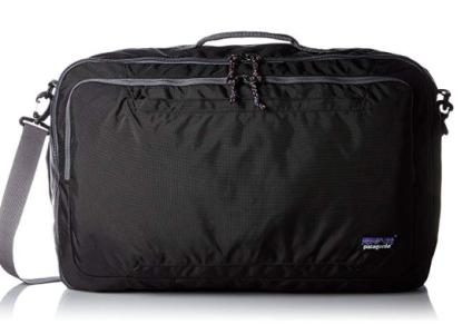 patagonia travel bag