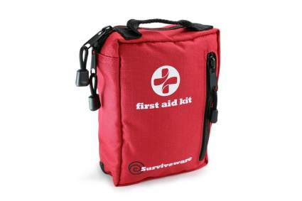 Small Portable First Aid Kit by Surviveware