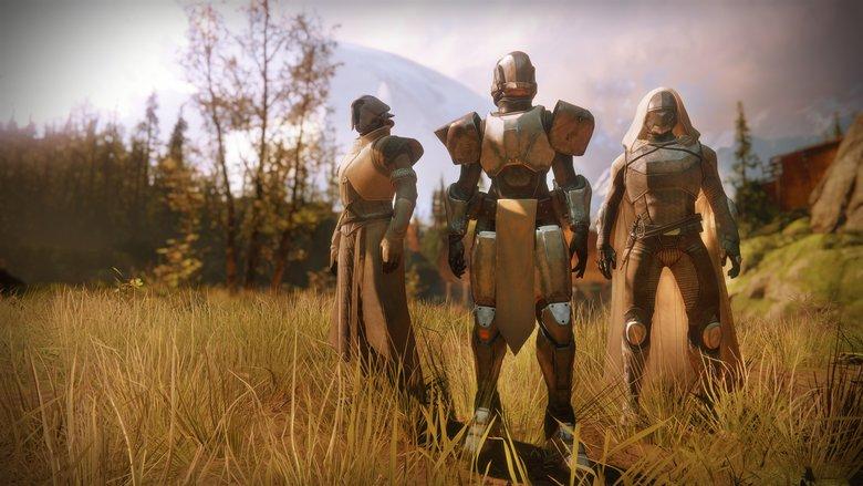 Solstice of Heroes armor