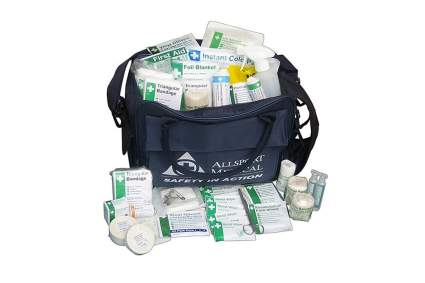 Sports First Aid Kit for On-Field Sporting Injuries