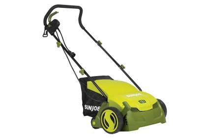 Sun Joe AJ801E 12 Amp 13-Inch Electric Lawn Dethatcher