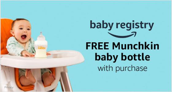 FREE Munchkin Latch BPA-Free Baby Bottles