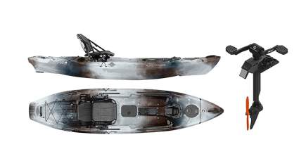 wilderness systems pedal kayak