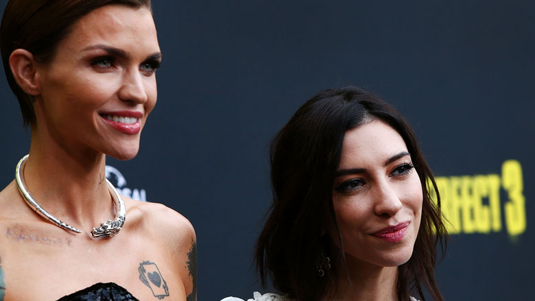 Jessica Origliasso, Ruby Rose's Ex-Girlfriend