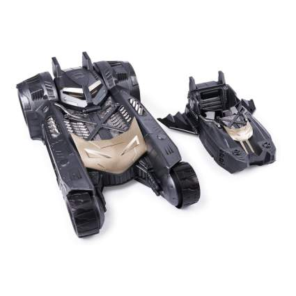 Batmobile and Batboat 2-in-1 Transforming Vehicle