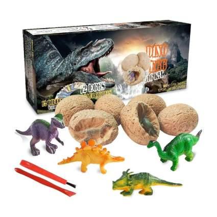 Dino Egg Dig Kit