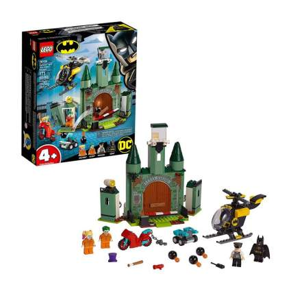 Lego DC Batman and The Joker Escape