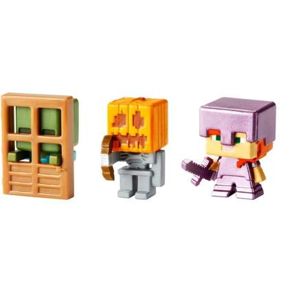 Minecraft Mini Figure 3-Pack