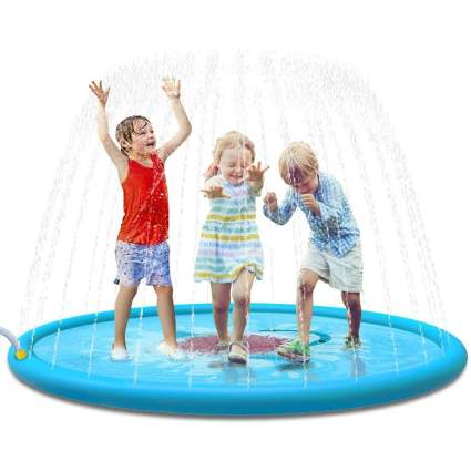 Sprinkle & Splash Play