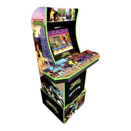 Teenage Mutant Ninja Turtles Arcade Machine