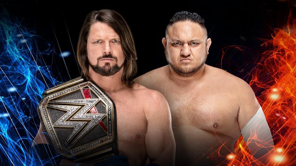 WWE Super Showdown 2018