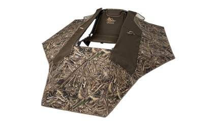 alps duck hunting blind