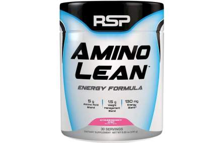 amino lean best pre workout supplements