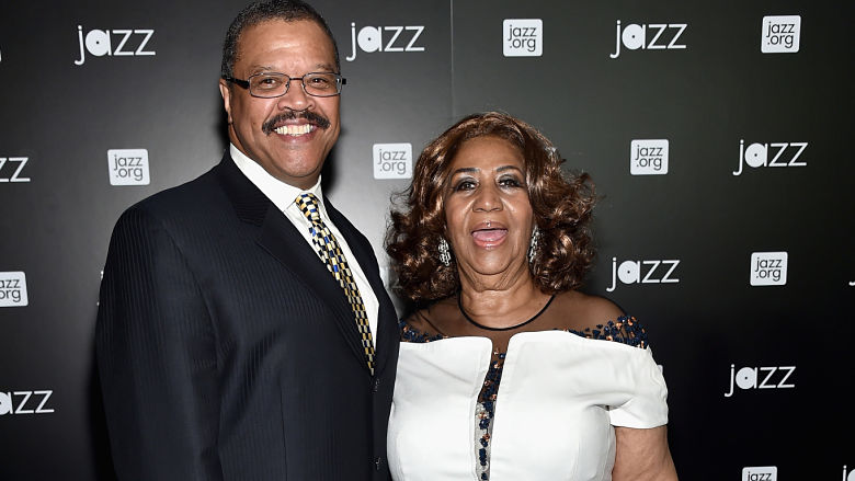 Aretha Franklin husband
