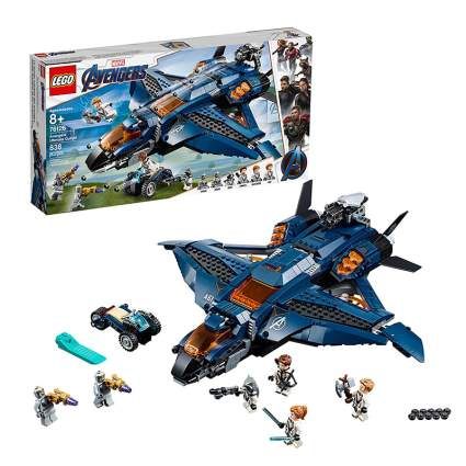lego marvel avengers ultimate quinjet