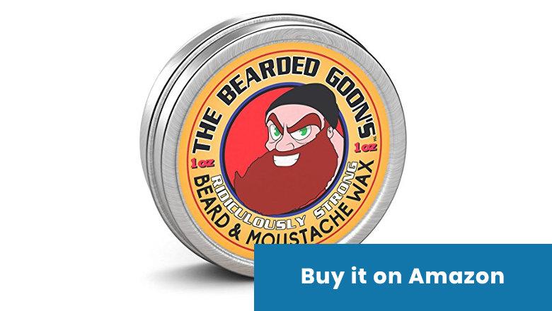 bearded goon beard wax