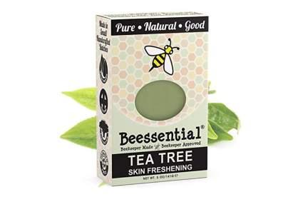 moisturizing and hydrating tea tree soap