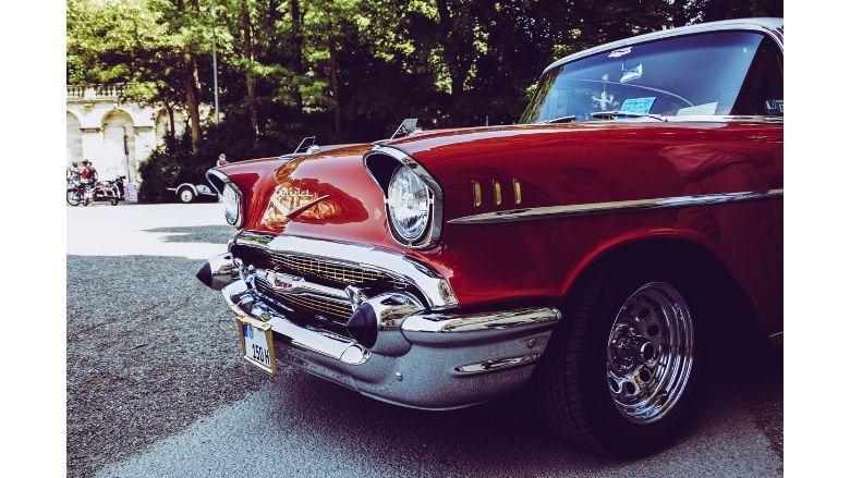 best car wax shiny car